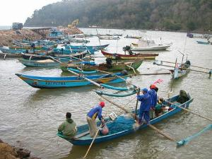 Kapal-kapal para Nelayan
